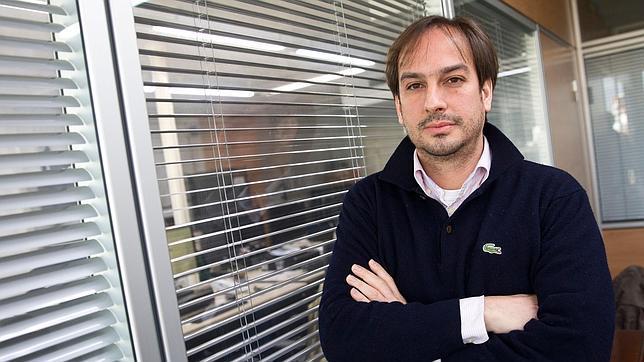 Jaume Hurtado, secretario general de «Som Valencians», en ABC