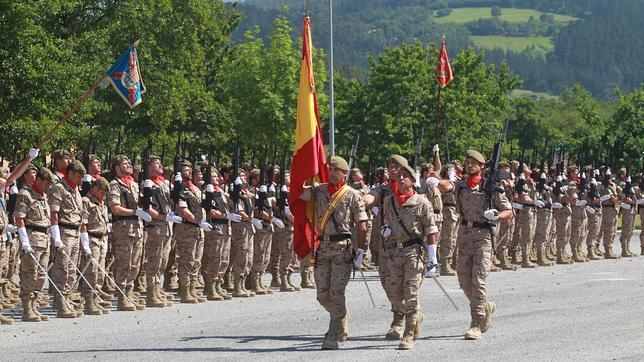 Defensa mantendrá un general en el País Vasco en su nueva organización