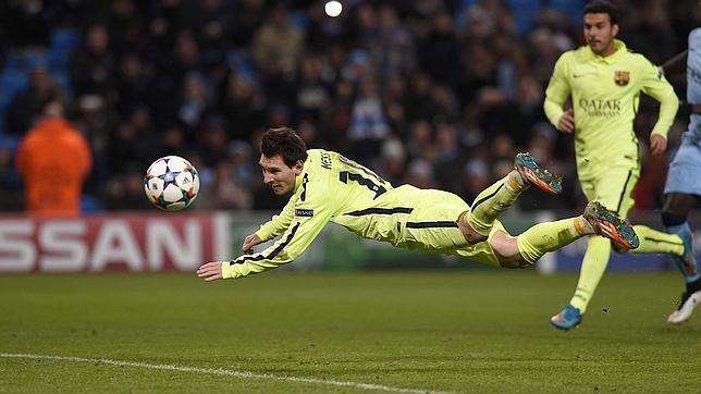 El Barça no remata y el Atletico se salva