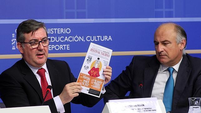 Fernando Benzo: «Cuando llegue la bajada del IVA cultural, también afectará a los toros»
