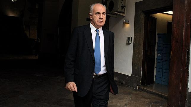 El Fiscal pide al Supremo que confirme la pena de ocho años a Blasco