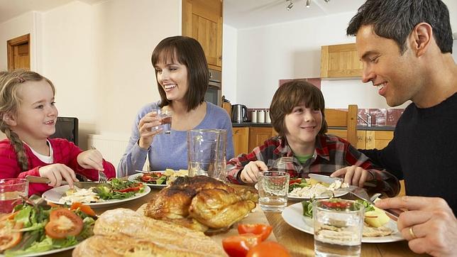 Nueve reglas básicas para que toda la familia tenga una dieta sana