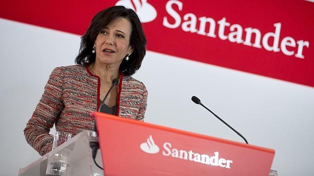 Ana Botín gana 9 millones en su primer año al frente del Banco Santander