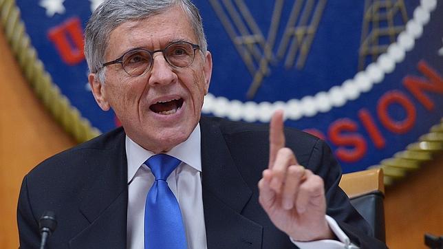 Tom Wheeler, presidente de la FCC
