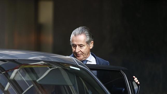 El Tribunal Superior de Madrid cita como testigo a Blesa por la filtración de sus correos