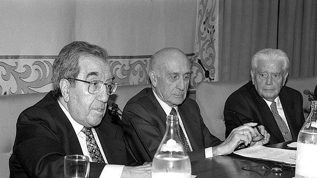 Muere el toledano Licinio de la Fuente, ministro de Trabajo con Franco