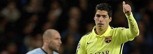 Luis Suárez: «Los ingleses tienen mal perder»