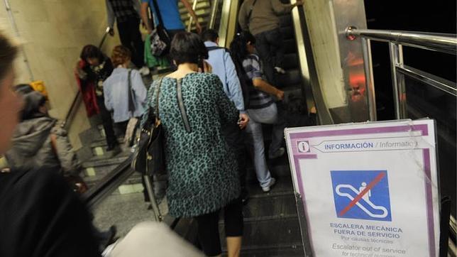 Metro invertirá 75 millones en mejorar estaciones, túneles y escaleras mecánicas
