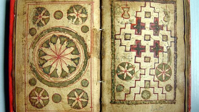 Manuscrito cristiano de Mosul
