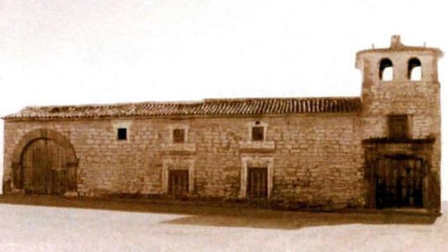 Recreación virtual del Convento de los Trinitarios en Mota del Cuervo, donde se dice que estuvo Cervantes a la vuelta de su cautiverio
