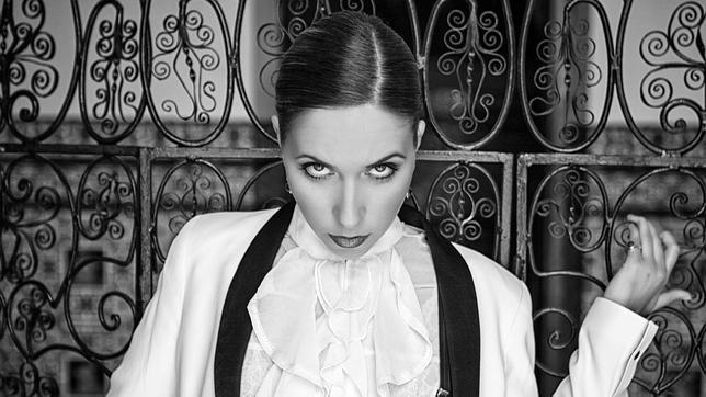 Imagen promocional de Rocío Márquez en su disco «El Niño»