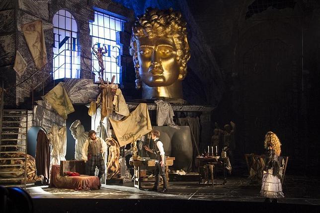 «Benvenuto Cellini» se verá en el Liceu en la producción de Terry Gilliam para la English National Opera