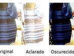 �Azul y negro? �blanco y dorado? El vestido que nos vuelve locos