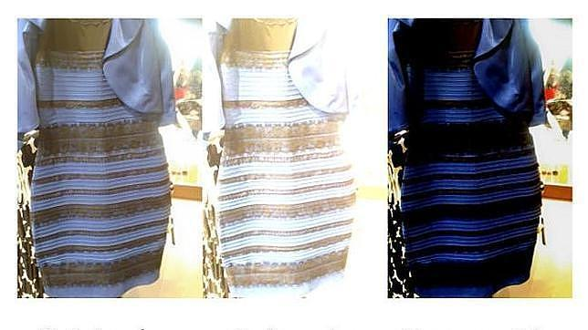 La Explicación De La Ciencia Para El Vestido Azul Y Negro O