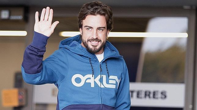 La amnesia parcial de Fernando Alonso