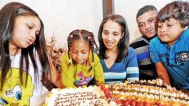 La niña que coincidió en el instituto con su hermana secuestrada