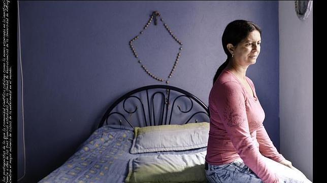 Olga pertenece a una familia colombiana afectada de este tipo poco frecuente de alzhéimer