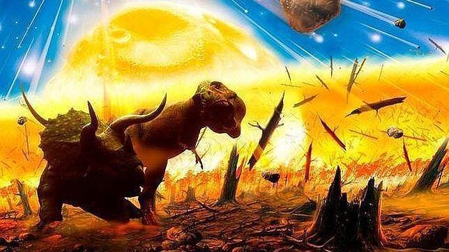 ¿Causó la materia oscura grandes extinciones sobre la Tierra?
