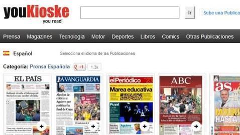 Seis años de prisión a los responsables de Youkioske por colgar prensa en la web