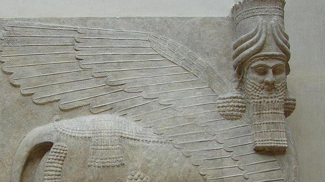 Toro alado de Khorsabad