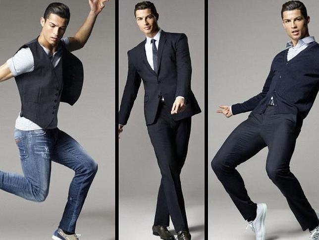 De Bailando Línea Promociona Calzado Su Ronaldo Cristiano EDI92H