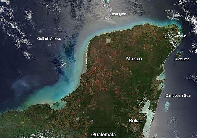 Descubren que un gigantesco tsunami arrasó Cancún hace 1.500 años