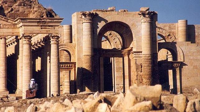 Ruinas de la ciudad de Hatra