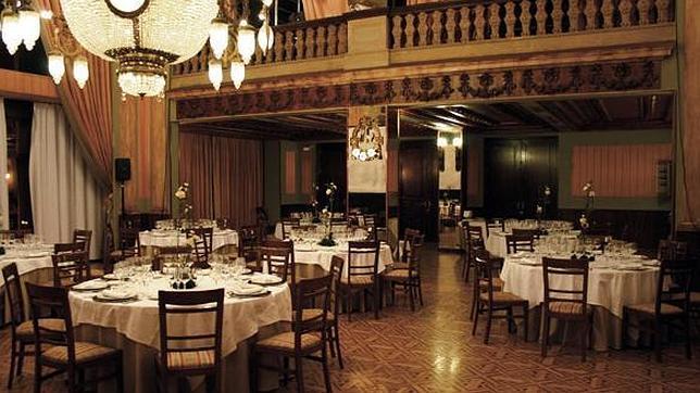 Casino alicante restaurante