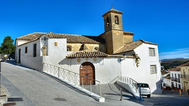 Iglesia de San Bautista, en Alcalá la Real