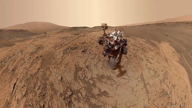 Curiosity estará varios días inmovilizado por un cortocircuito