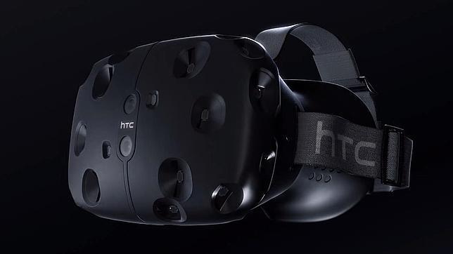 Detalle de las HTC Vive Re