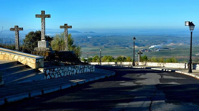 Calvario del Santuario de María Santísima de Araceli