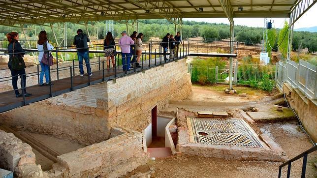 Yacimiento arqueológico Fuente Álamo