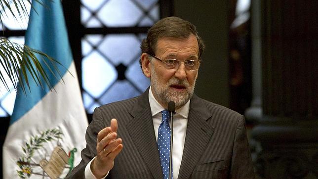 «Mi objetivo es bajar más impuestos e incrementar el gasto público en algunas partidas», ha señalado Rajoy