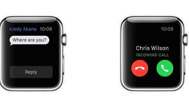 Apple Watch: las aplicaciones con las que debutará