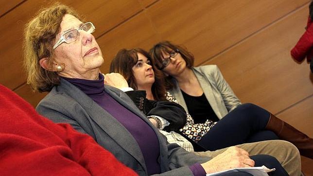 Manuela Carmena, la candidata de Podemos a la Alcaldía de Madrid