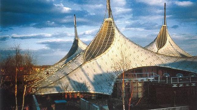 Pabellón alemán en la Expo 67