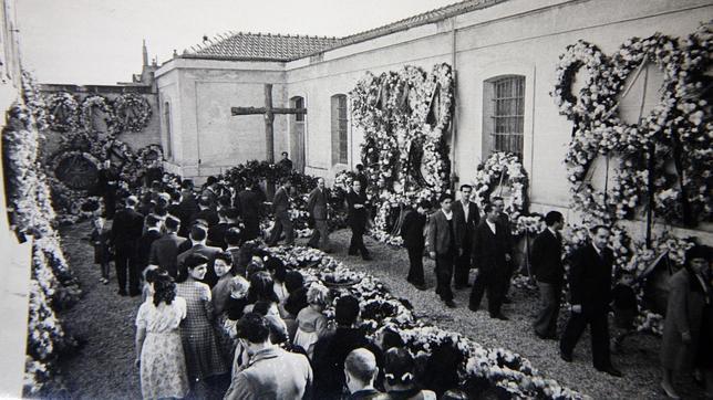 Entierro de José Antonio Primo de Rivera