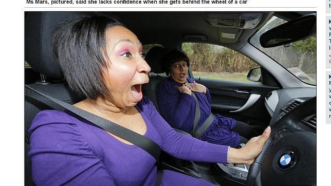 ¿Por qué es conocida esta mujer como la peor conductora de Gran Bretaña?