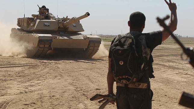 El Ejército iraquí ya controla el 75 % del mayor barrio de Tikrit