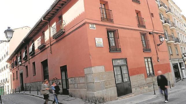El edificio que albergó una «casa a la malicia» en la calle de los Mancebos