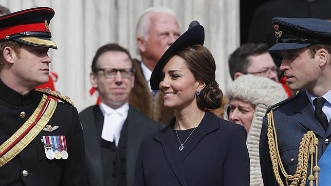 ¿Está esperando la duquesa de Cambridge una niña?