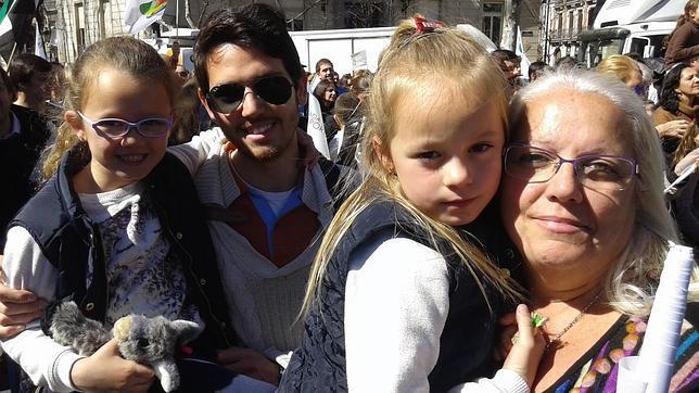 Cuatro familias que apostaron por la vida a pesar de las adversidades