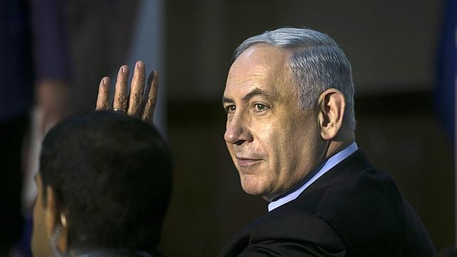 Imagen de archivo del primer ministro israelí, Benjamin Netanyahu