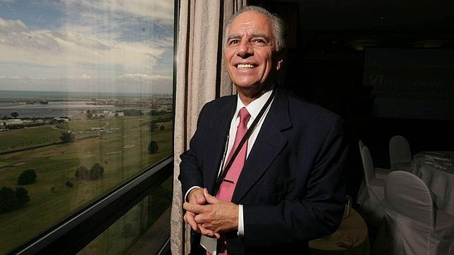 Alejandro Bulgheroni es el hombre más rico de Argentina, con una fortuna valorada en 4.800 millones de euros