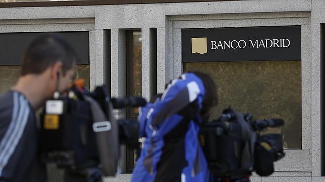 Sede del Banco Madrid