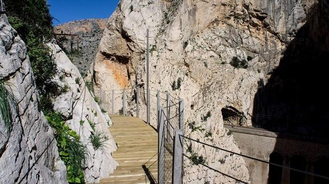 El sendero más peligroso del mundo abre en Málaga