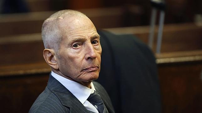 Robert Durst fue detenido el sábado en Nueva Orleans