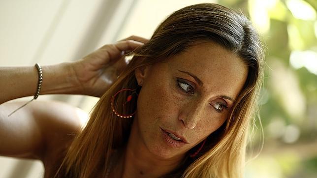 Gemma Mengual en una imagen de archivo de 2013