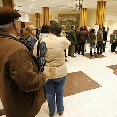 Oficina bancaria ingresos efectivos for Oficinas bancarias abiertas por la tarde